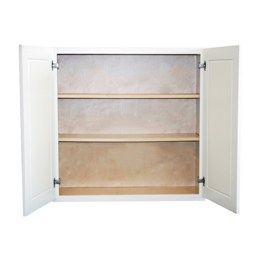 Wall Cabinet Front Open