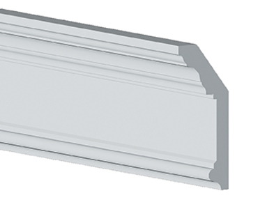 Fypon polyurethane crown moulding from for Fypon crown molding