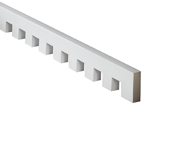 Fypon polyurethane dentil moulding from Fypon molding