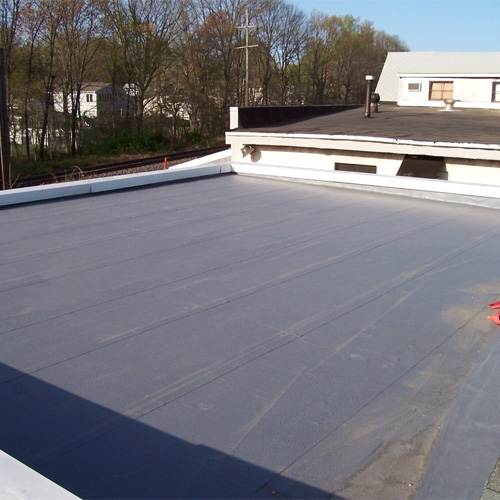 36in. Peel and Seal Roof Application