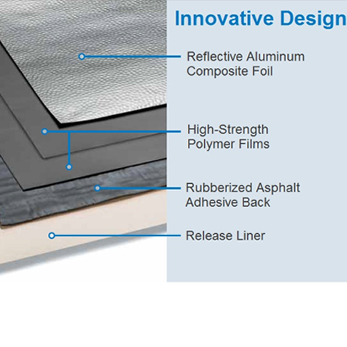 Peel and Seal Innovative Design
